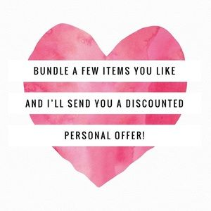 Accessories - Bundle and Save!🛍